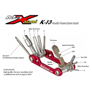 MaXalami Multitool Key-13