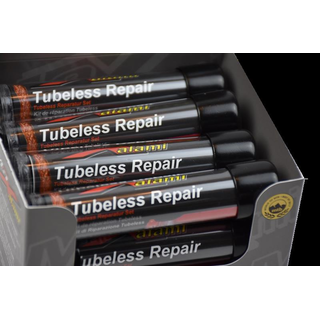 MaXalami Basic Tube Tubeless Repair Kit, Display Cap