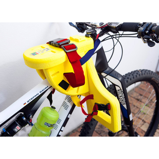 Feva Star Seat -  Bicycle Seat for Children
