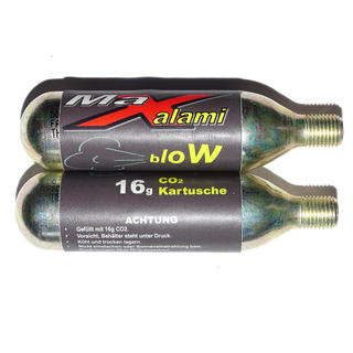 CO2 Cartridge MaXalami Blow 16g, 2pcs